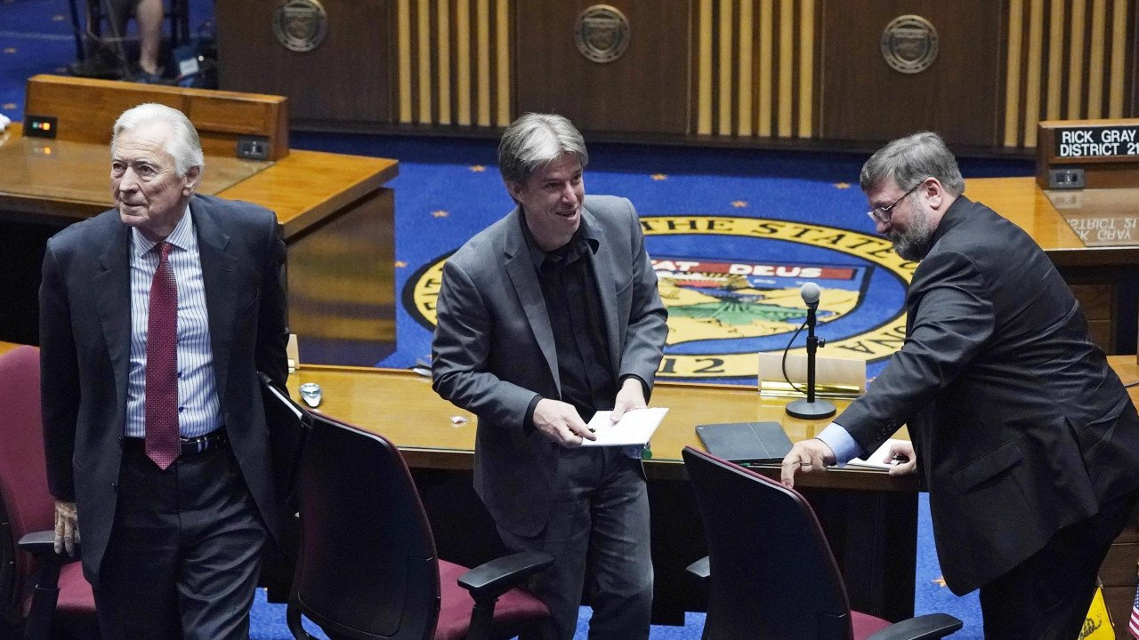 Arizona Senate\'s Election Review Ruling