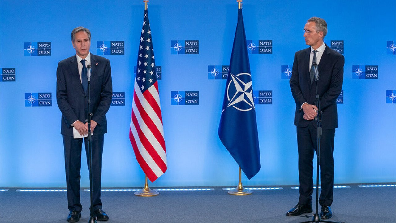 NATO Speaks Out About Afghanistan