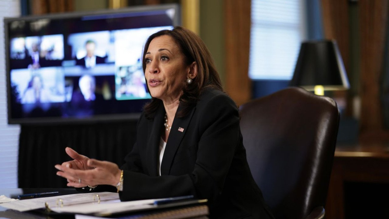 Vice President Harris Tapped To Lead On Voting Rights