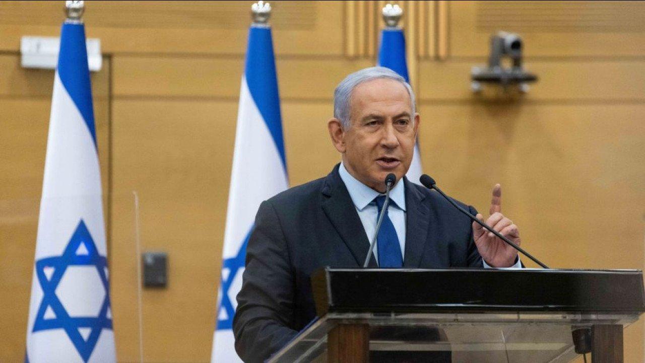 Benjamin Netanyahu Ousted