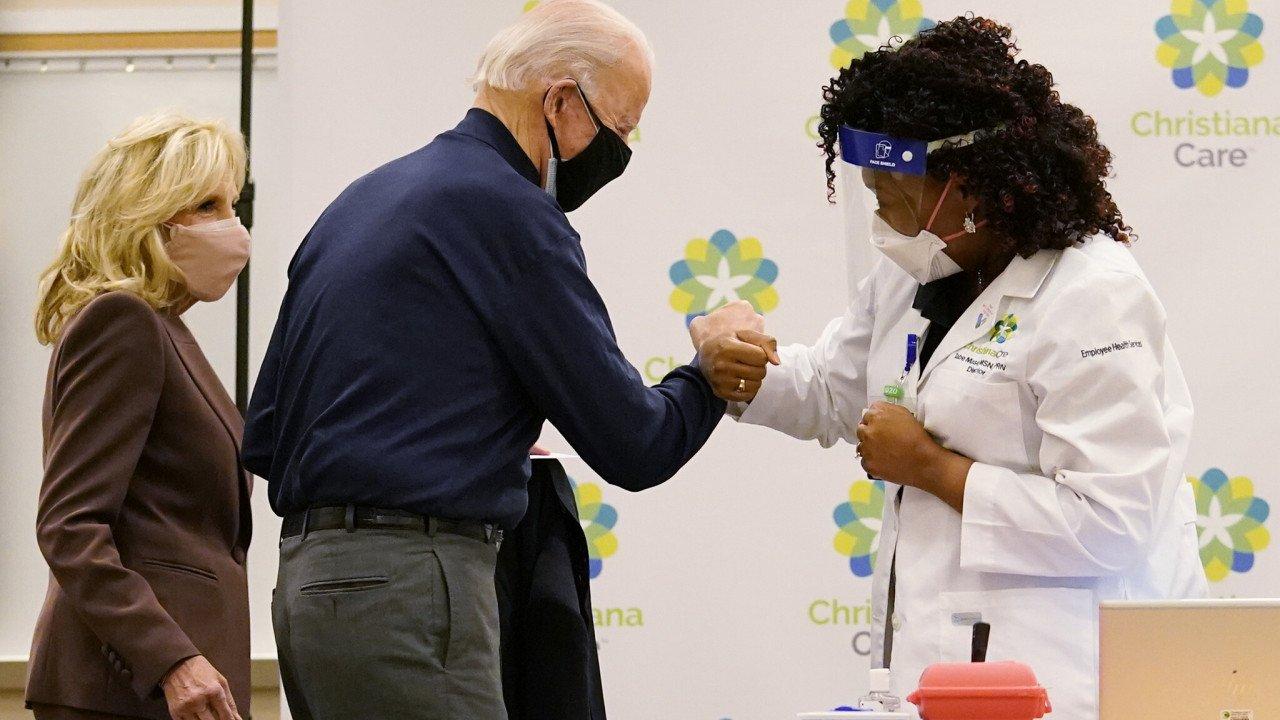 Biden Makes Huge Covid Vaccine Pledge