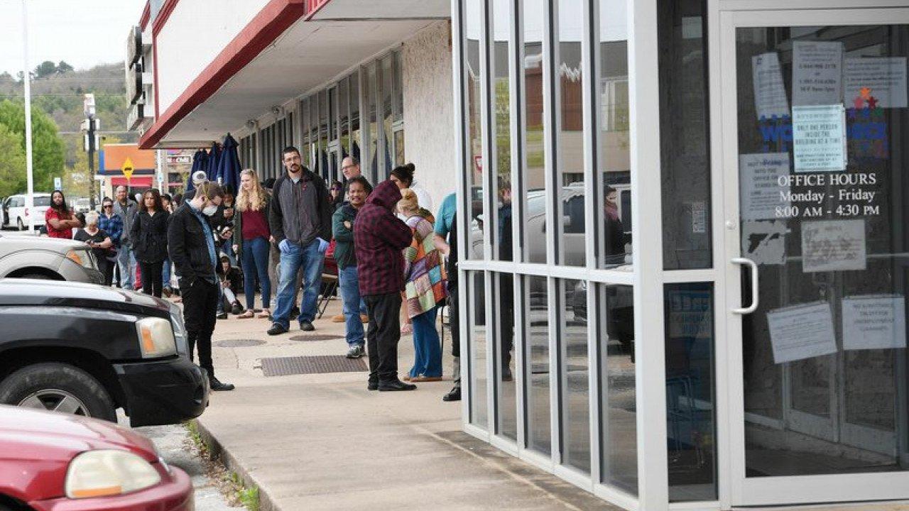 US States End Unemployment Benifits