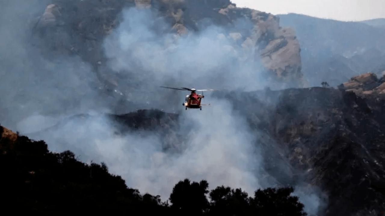 Wildfire Arson Arrests Made