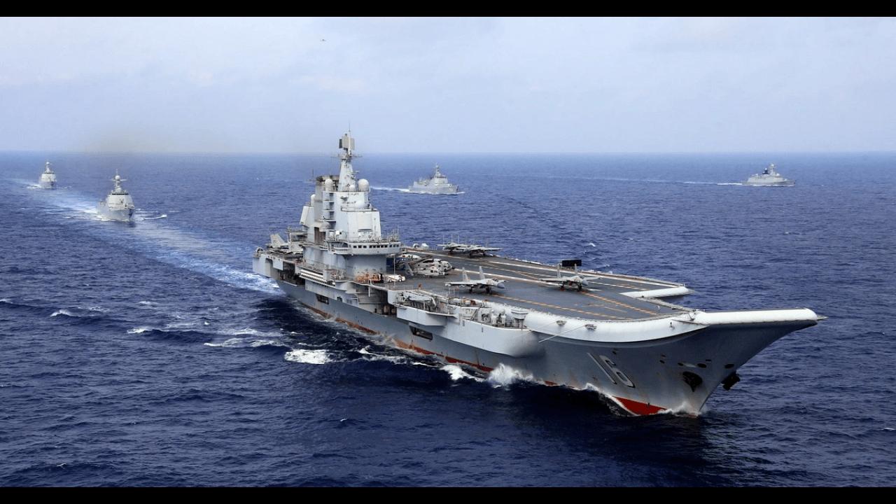 China Ramps Up Aggressive Moves